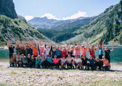 Športni teden v gorah 2019
