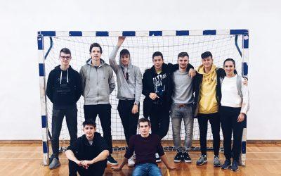 Tradicionalni novoletni turnir Škofijske gimnazije
