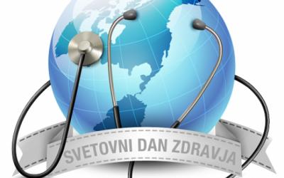 7. april – svetovni dan zdravja, leto 2020 pa mednarodno leto medicinskih sester, zdravstvenih tehnikov in babic