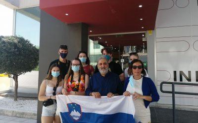 Kaplja svobode (Erasmus+ projekt Vizija prihodnosti)