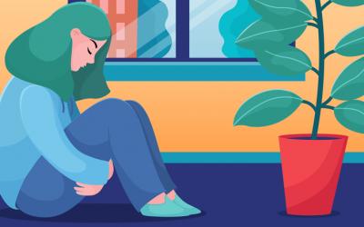 Ob svetovnem dnevu osveščanja o samopoškodovanju: Ali je izolacija vplivala na samopoškodovanje med dijaki?