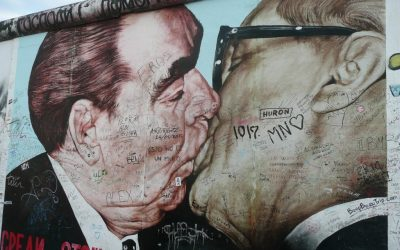 30 let od padca berlinskega zidu