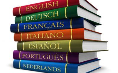 Tuji jeziki med izolacijo