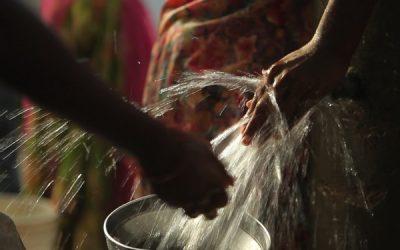 Ogled dokumentarnega filma Žejni svet